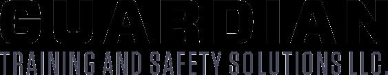 Guardian Training & Safety Solutions, LLC Logo